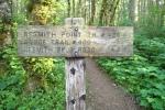 30-May-2016, hiking Nesmith point as a training run (walk)((hike))